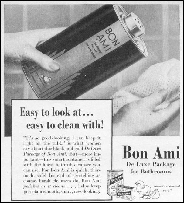 BON AMI DE LUXE WOMAN'S DAY 06/01/1941 p. 64
