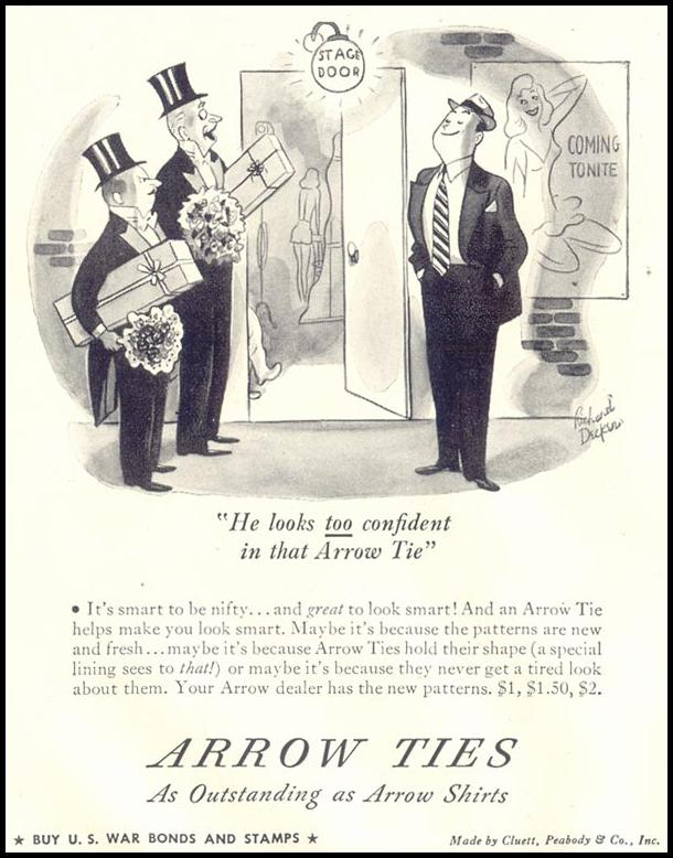 ARROW TIES LIFE 11/30/1942 p. 98