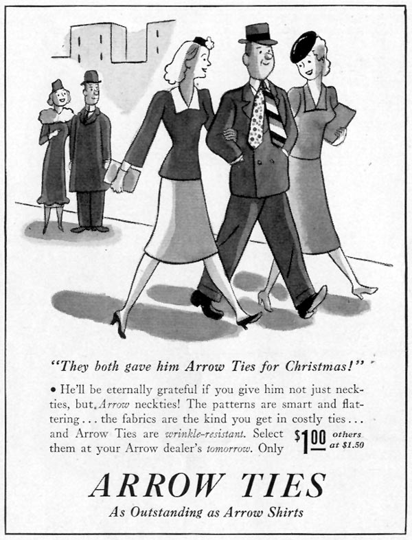 ARROW TIES LIFE 12/12/1938 p. 66