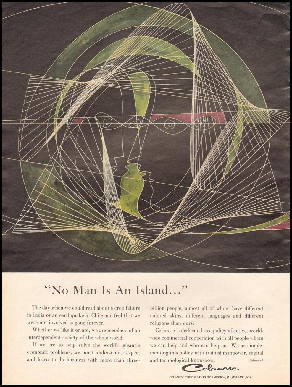 INDUSTRIAL CHEMICALS NEWSWEEK 10/12/1964