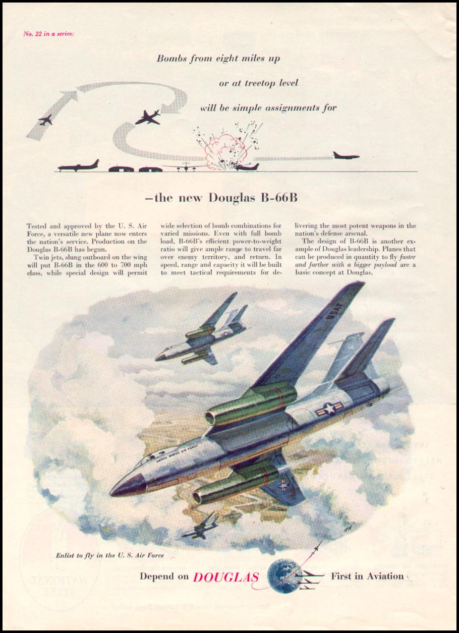 MILITARY AIRCRAFT TIME 08/31/1953 p. 58