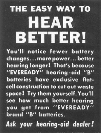 EVEREADY BATTERIES LIFE 06/05/1950 p. 119