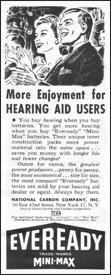 EVEREADY BATTERIES LIFE 11/25/1946 p. 21