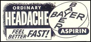 BAYER ASPIRIN LIFE 07/06/1953 p. 84