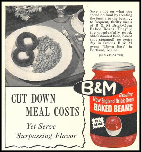 B & M BAKED BEANS WOMAN'S DAY 08/01/1949 p. 74