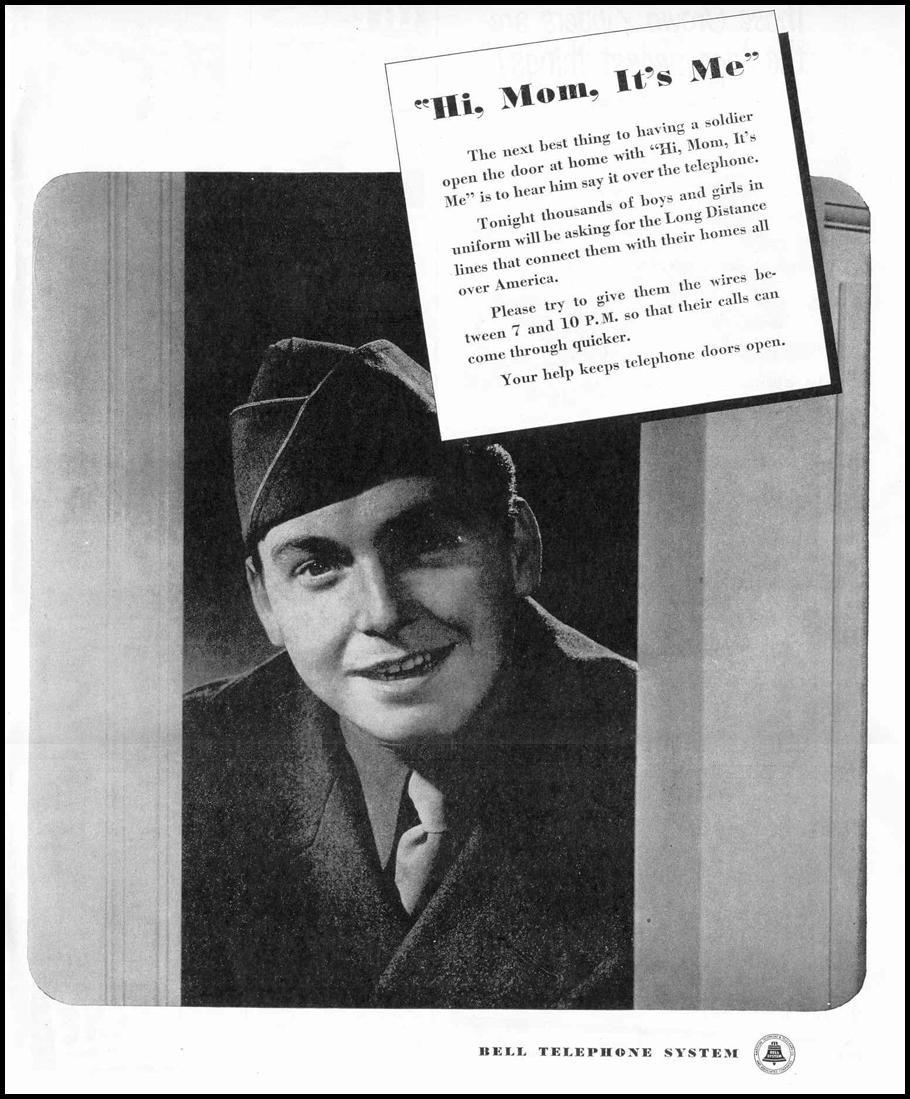TELEPHONE SERVICE LIFE 02/14/1944 p. 15