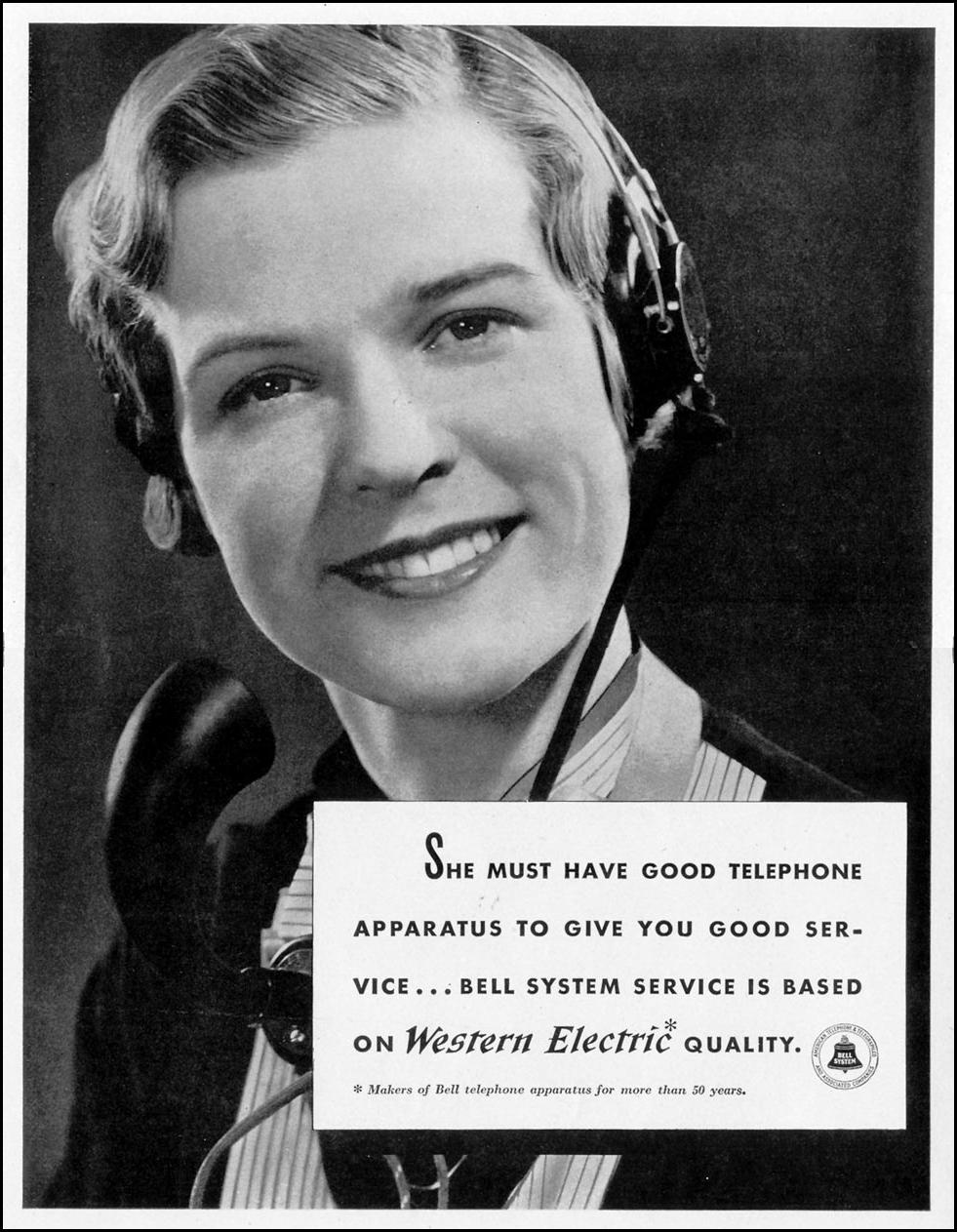 TELEPHONE EQUIPMENT LIFE 07/26/1937 p. 18