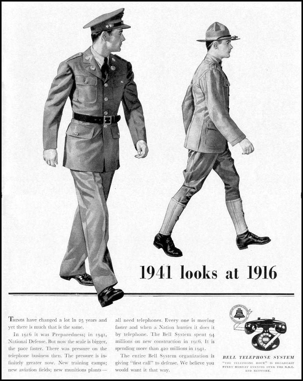 TELEPHONE SERVICE LIFE 10/13/1941 p. 3