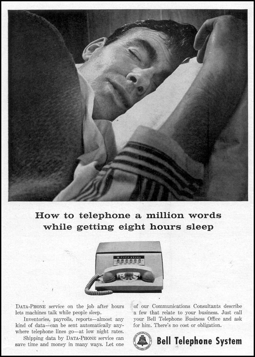 TELEPHONE SERVICE TIME 02/01/1963 p. 10