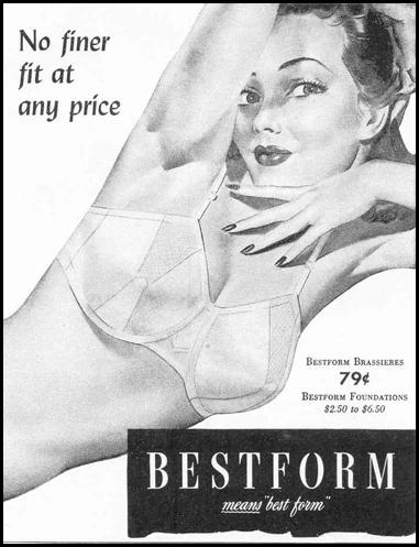 BESTFORM BRAS AND FOUNDATIONS LIFE 02/14/1944 p. 97