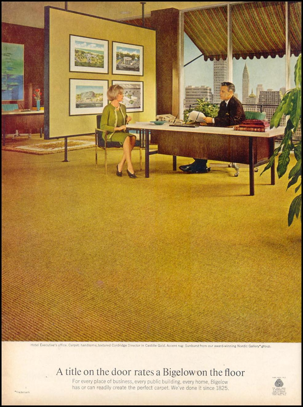 BIGELOW CARPET TIME 03/11/1966 p. 41