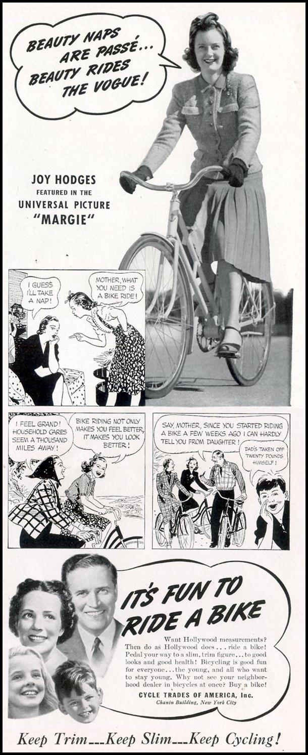 BICYCLES LIFE 09/30/1940 p. 5