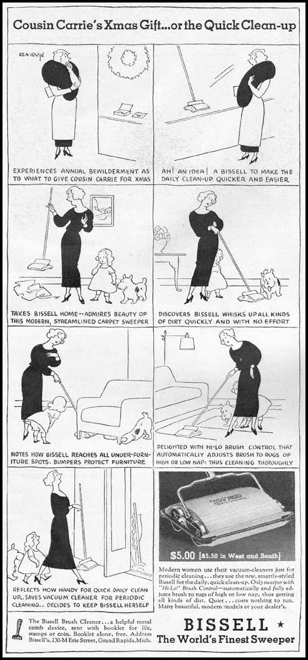 BISSELL SWEPPERS