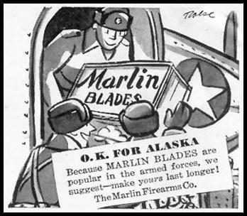 MARLIN RAZOR BLADES LIFE 05/24/1943 p. 100