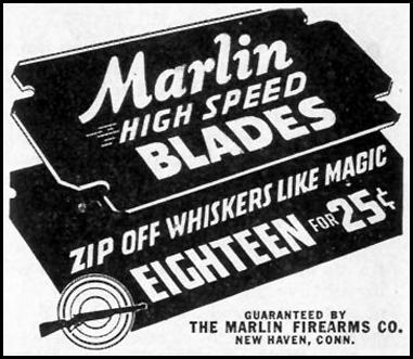 MARLIN RAZOR BLADES LIFE 02/21/1944 p. 112