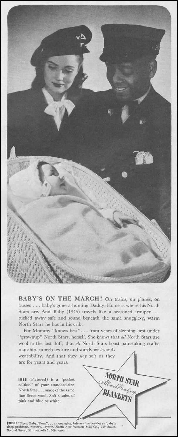 NORTH STAR BLANKETS LIFE 03/12/1943 p. 49