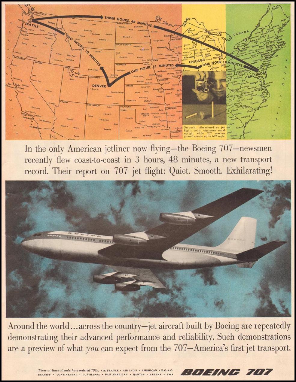BOEING 707 LIFE 09/09/1957 p. 5