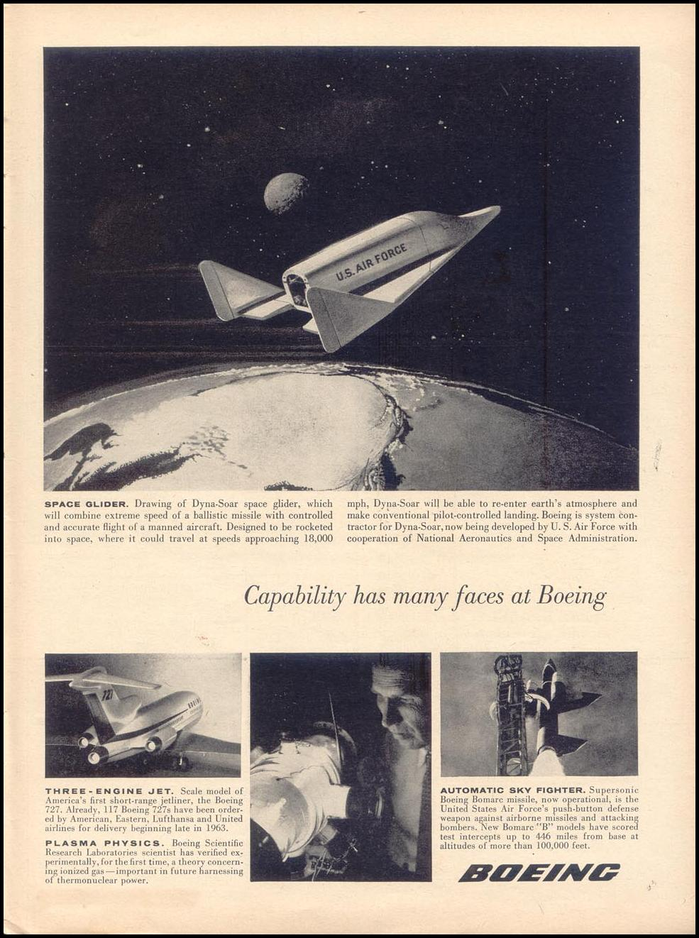 DYNA-SOAR SPACE GLIDER TIME 11/17/1961 p. 95