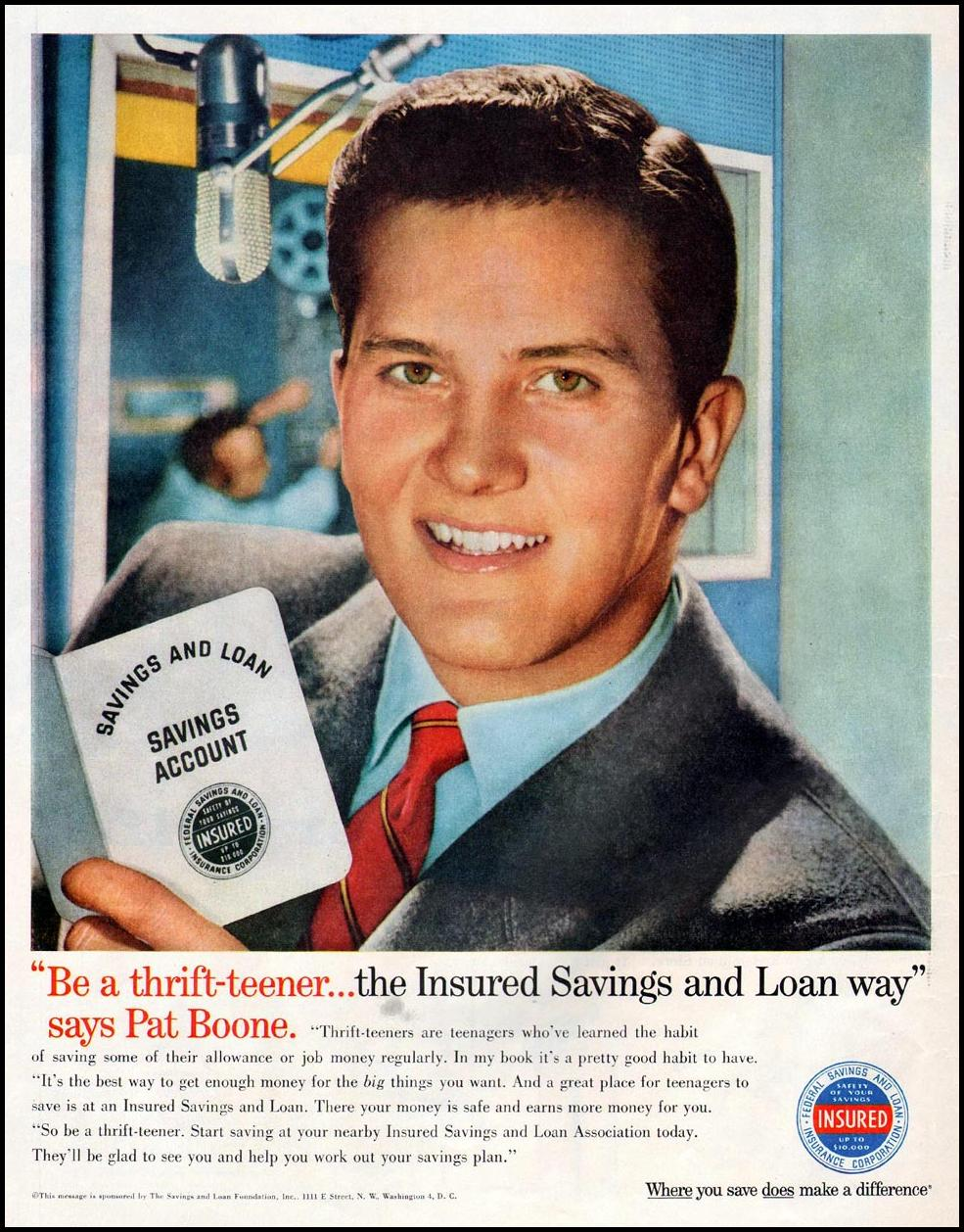 SAVINGS AND LOAN LIFE 10/05/1959