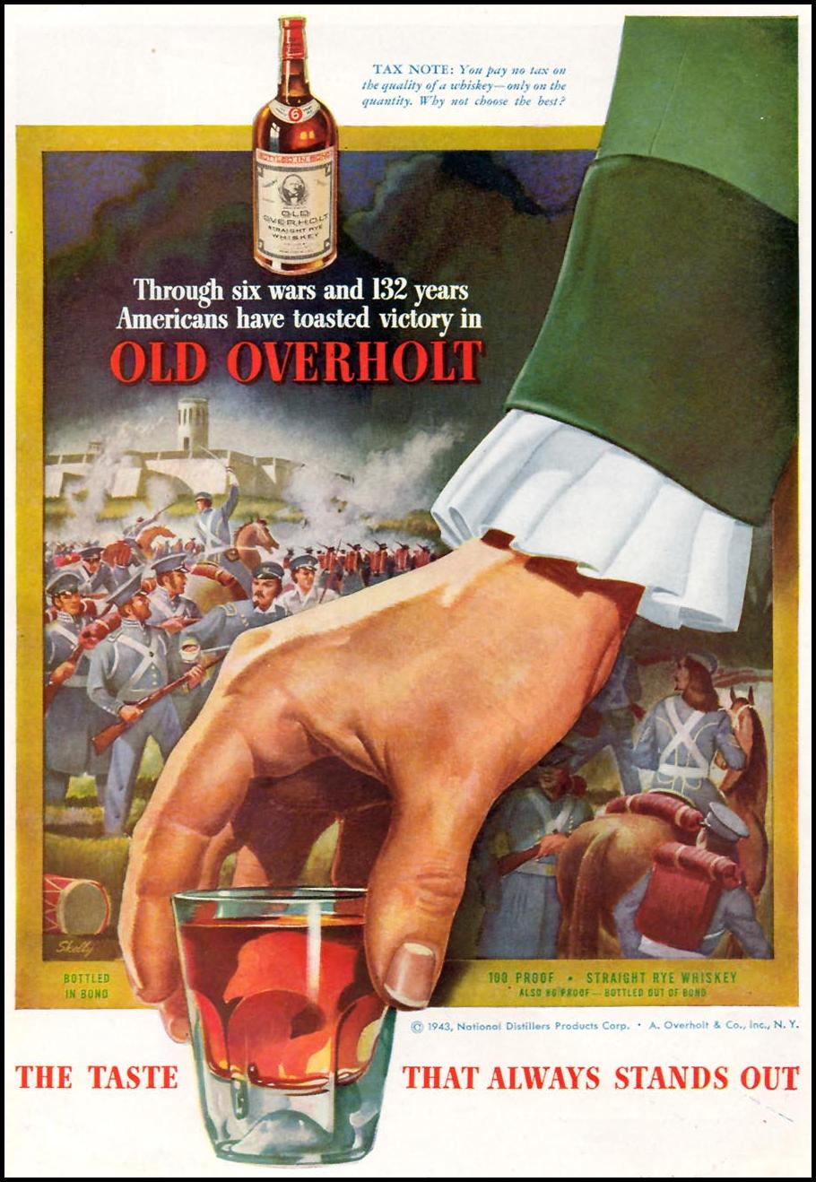 OLD OVERHOLT TIME 12/28/1942 p. 54