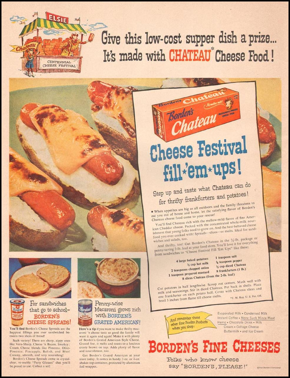 BORDEN'S FINE CHEESES