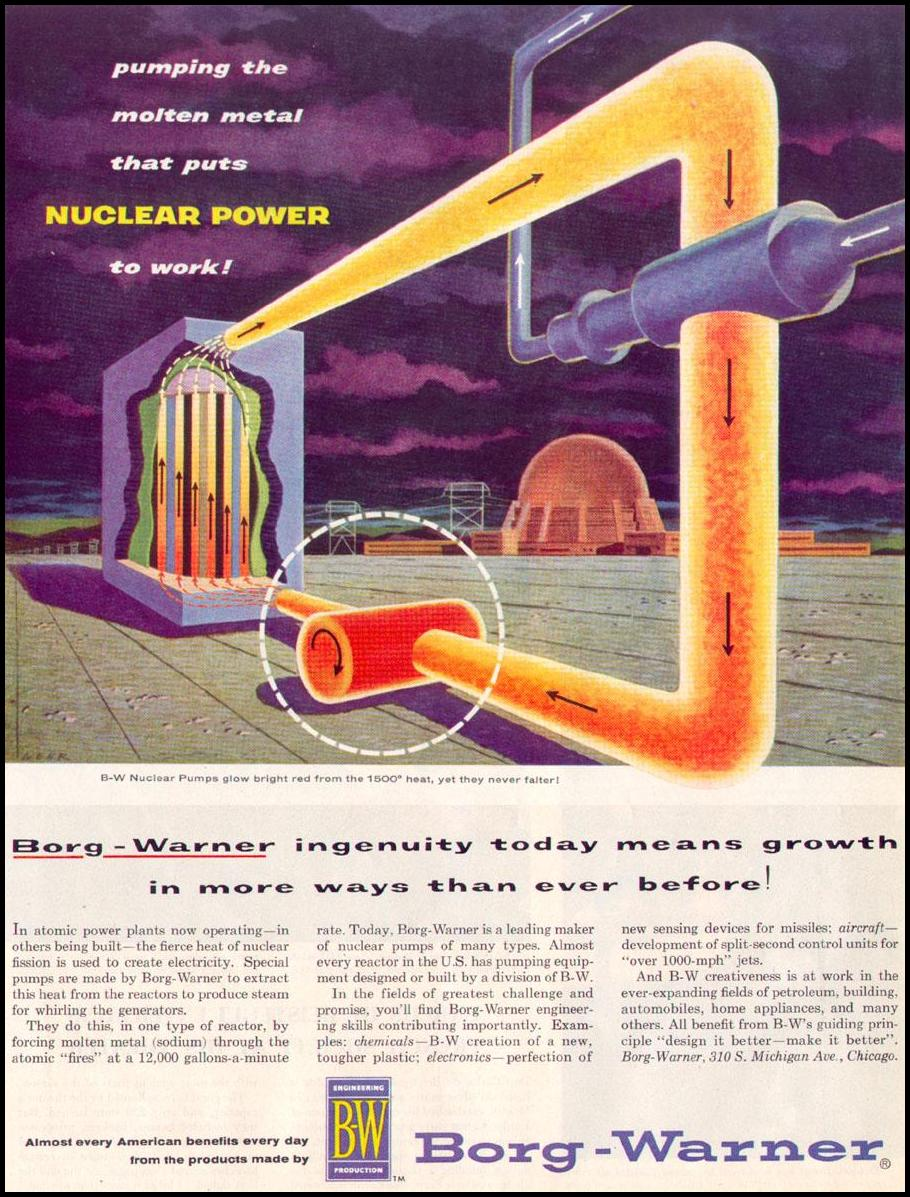 NUCLEAR PUMPS LIFE 04/08/1957 p. 156