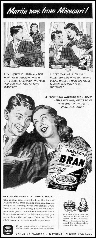 NABISCO 100% BRAN LIFE 02/21/1944 p. 8