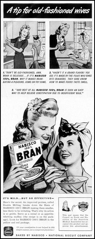 NABISCO 100% BRAN LIFE 11/08/1943 p. 6