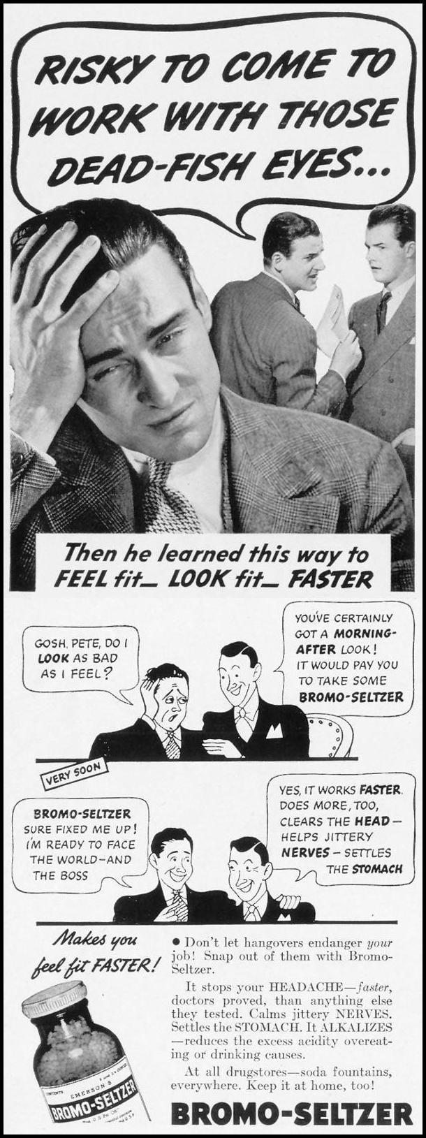 BROMO-SELTZER LIFE 09/27/1937 p. 10