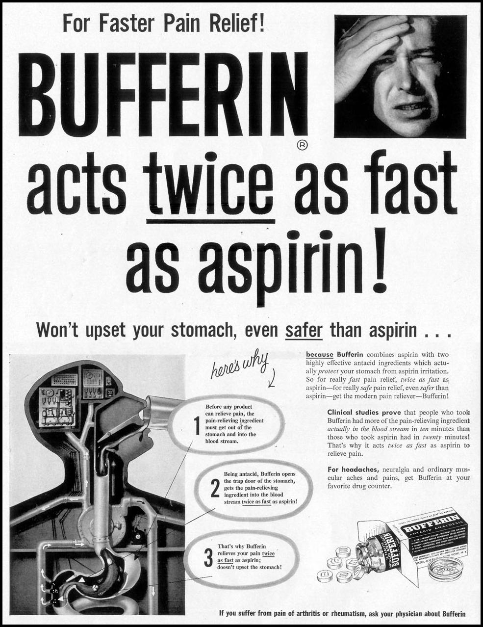 BUFFERIN LIFE 07/06/1953 p. 10