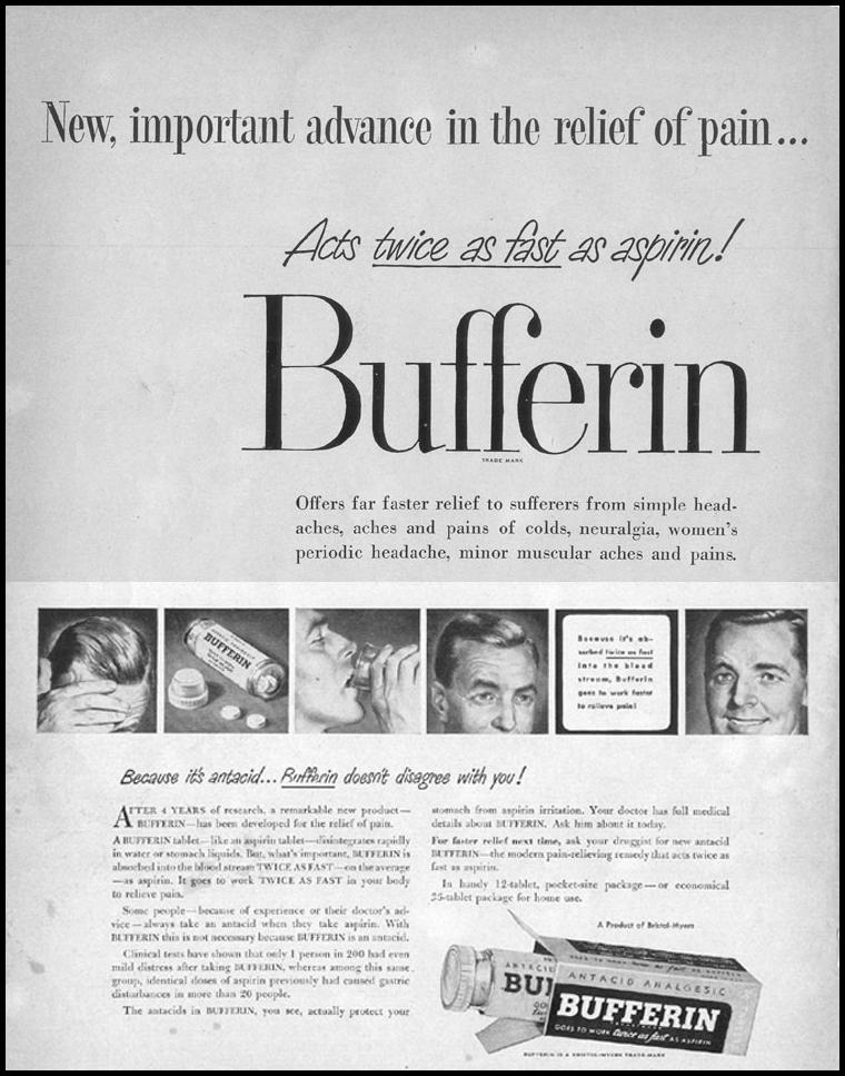 BUFFERIN LIFE 10/11/1948 p. 4