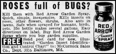 RED ARROW GARDEN SPRAY LIFE 06/23/1941 p. 78