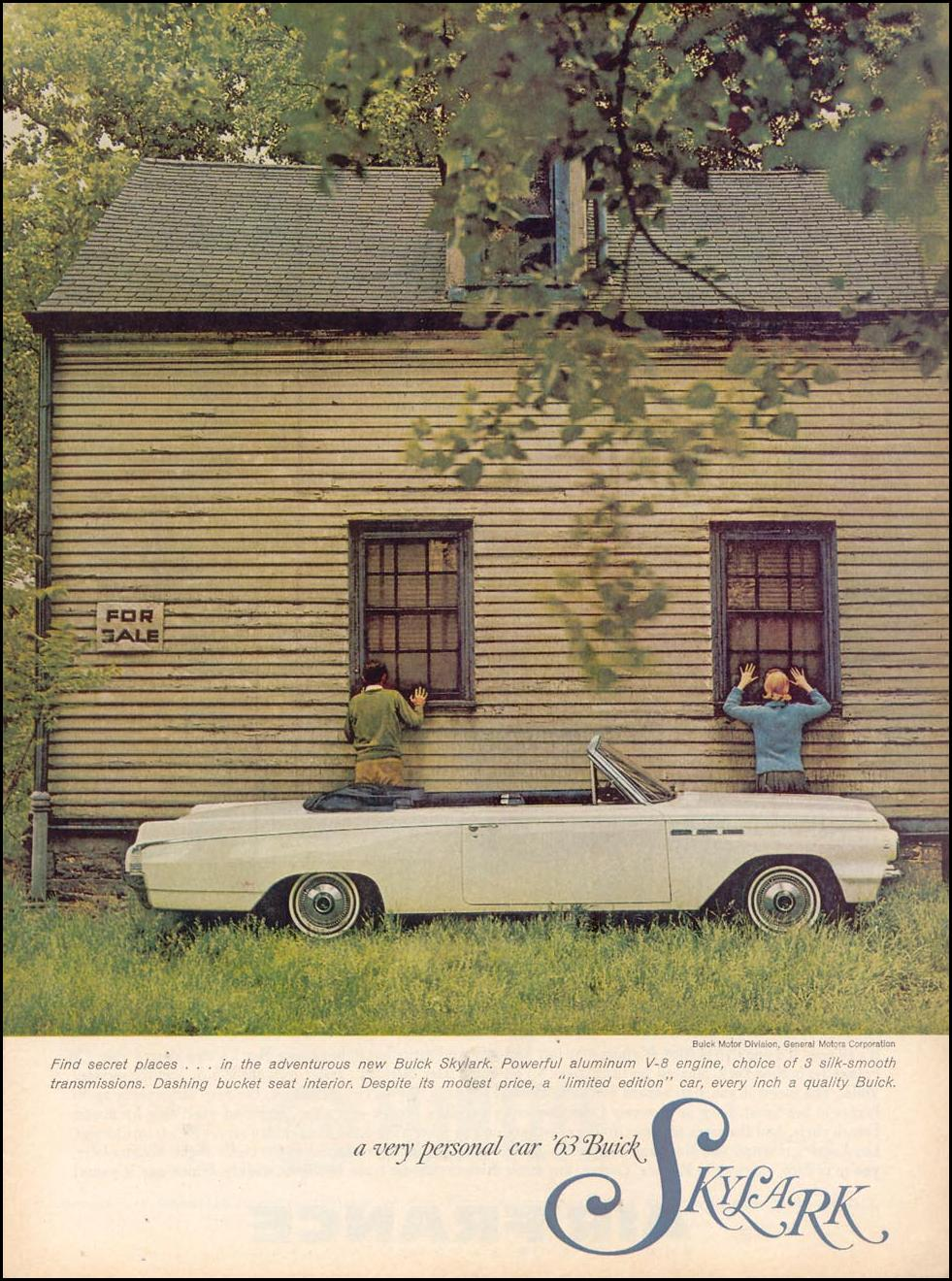 BUICK AUTOMOBILES