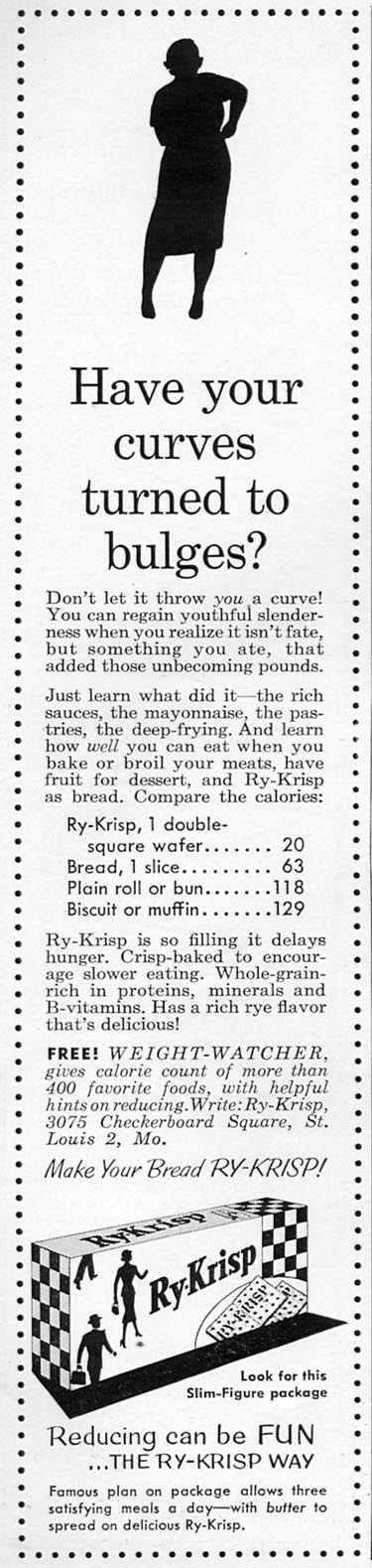 RY-KRISP WOMAN'S DAY 09/01/1949 p. 120