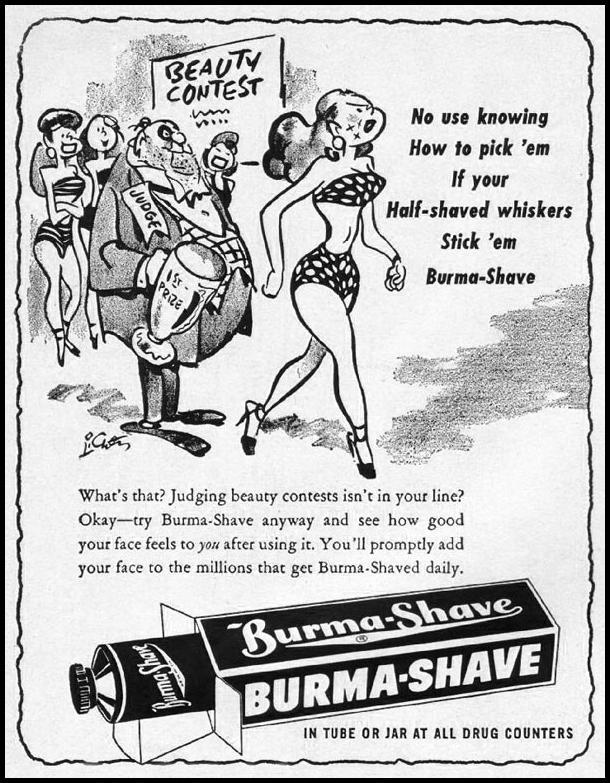 BURMA-SHAVE LIFE 09/03/1951 p. 102