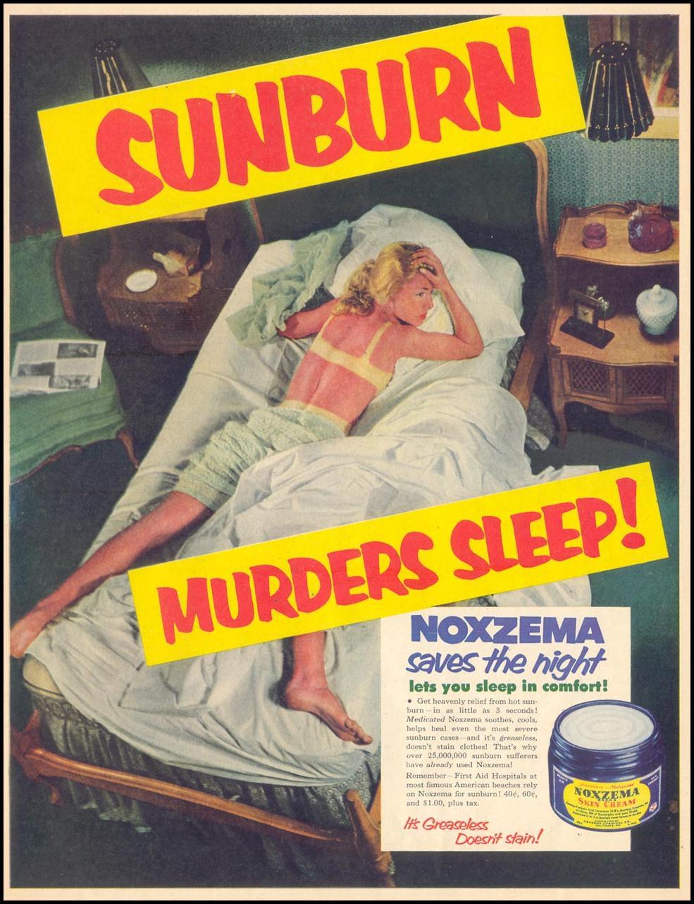NOXEMA SKIN CREAM LIFE 07/06/1953 p. 63