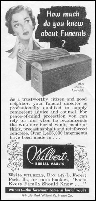 WILBERT BURIAL VAULTS LIFE 02/09/1959 p. 102