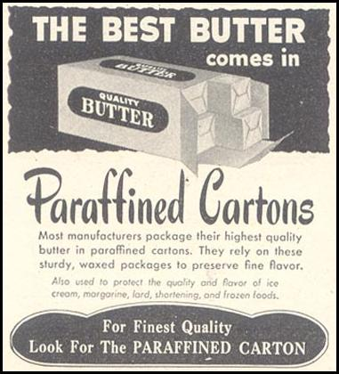 PARAFFINED CARTONS GOOD HOUSEKEEPING 07/01/1948 p. 234