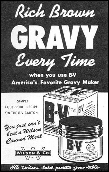 WILSON'S B-V WOMAN'S DAY 04/01/1949 p. 118