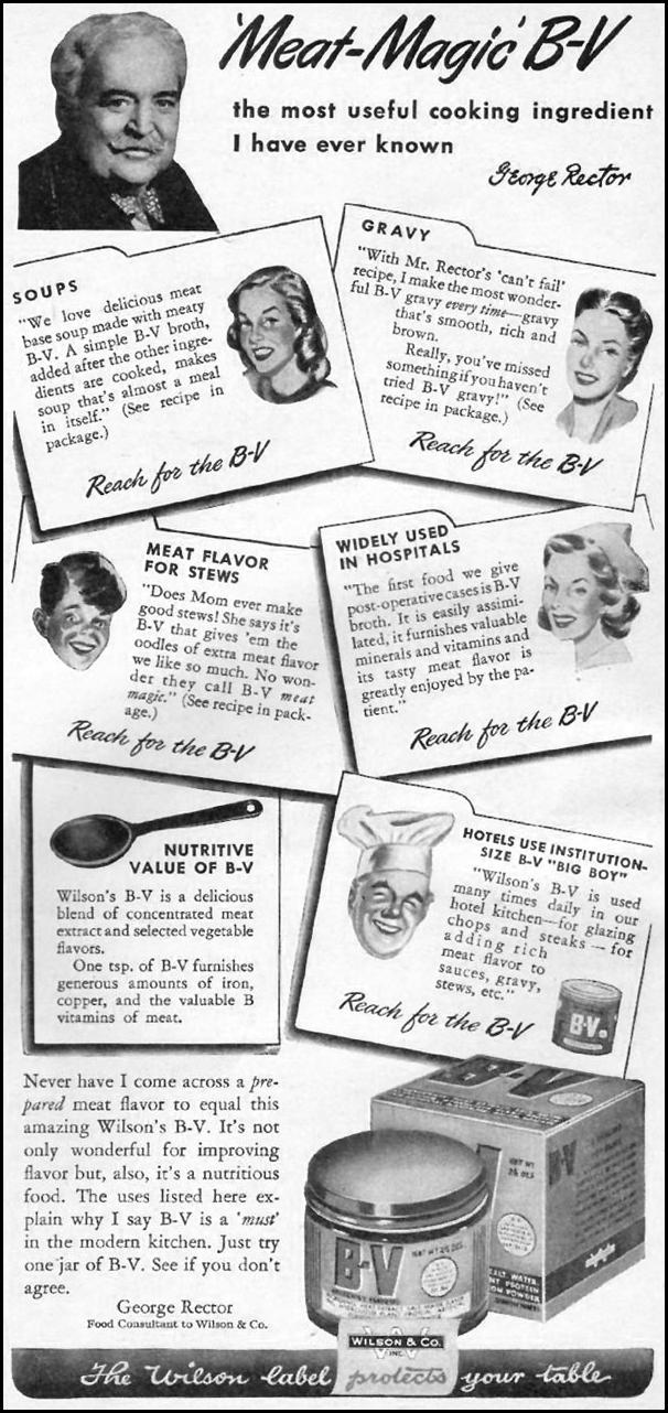 WILSON'S B-V WOMAN'S DAY 10/01/1946 p. 67
