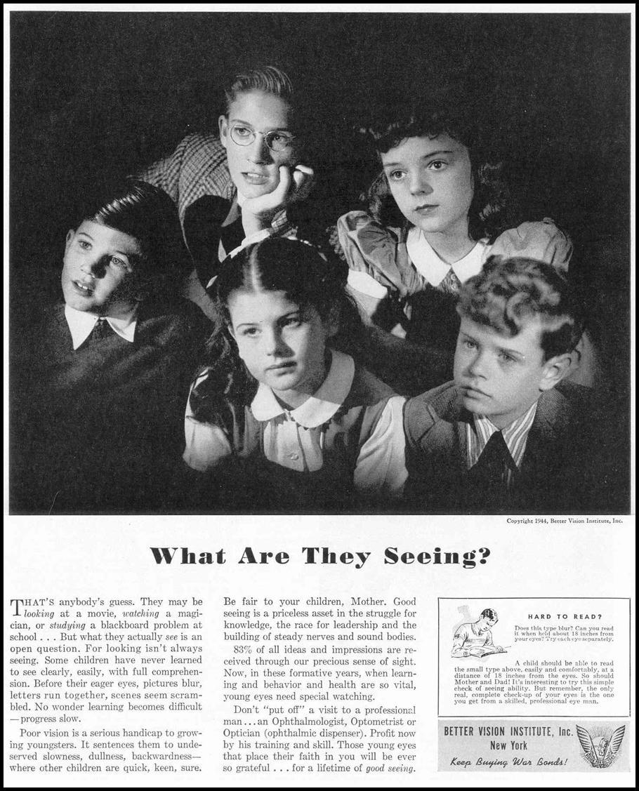 VISION CHECK-UP LIFE 02/14/1944 p. 75