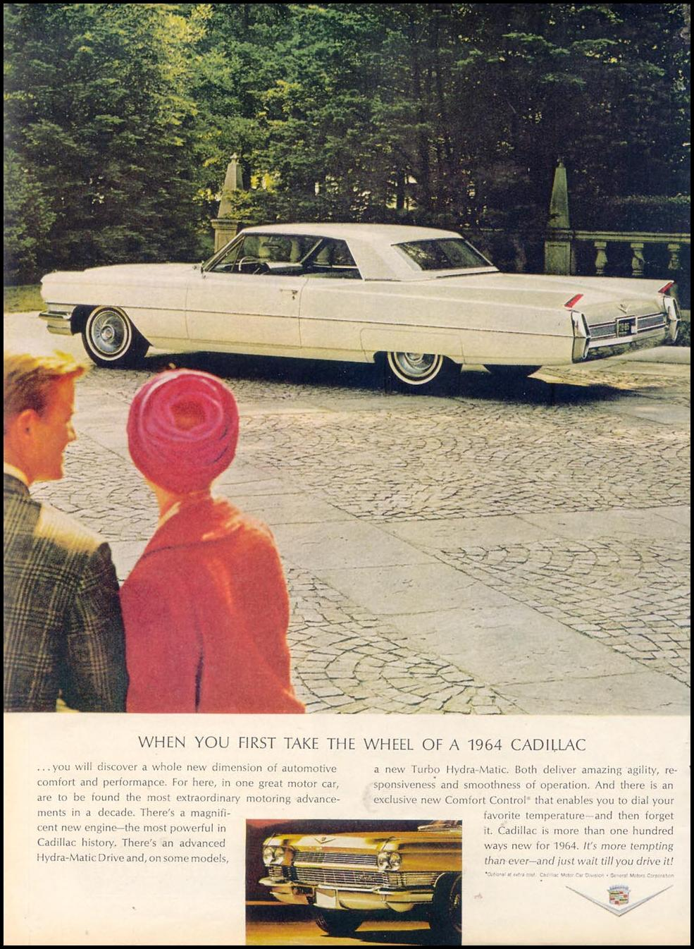 CADILLAC AUTOMOBILES TIME