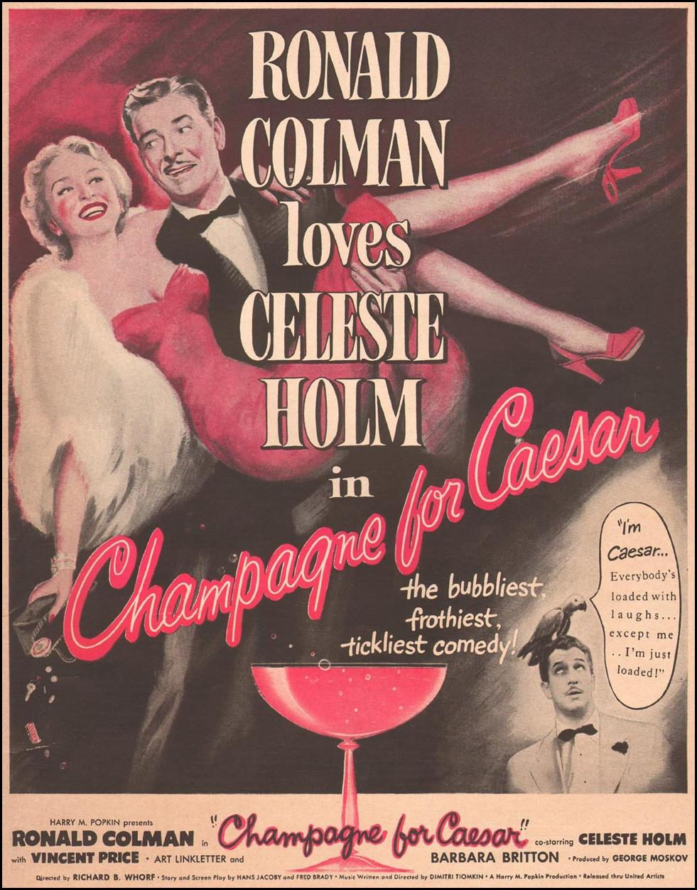 CHAMPAGNE FOR CAESAR LIFE 04/17/1950 p. 3