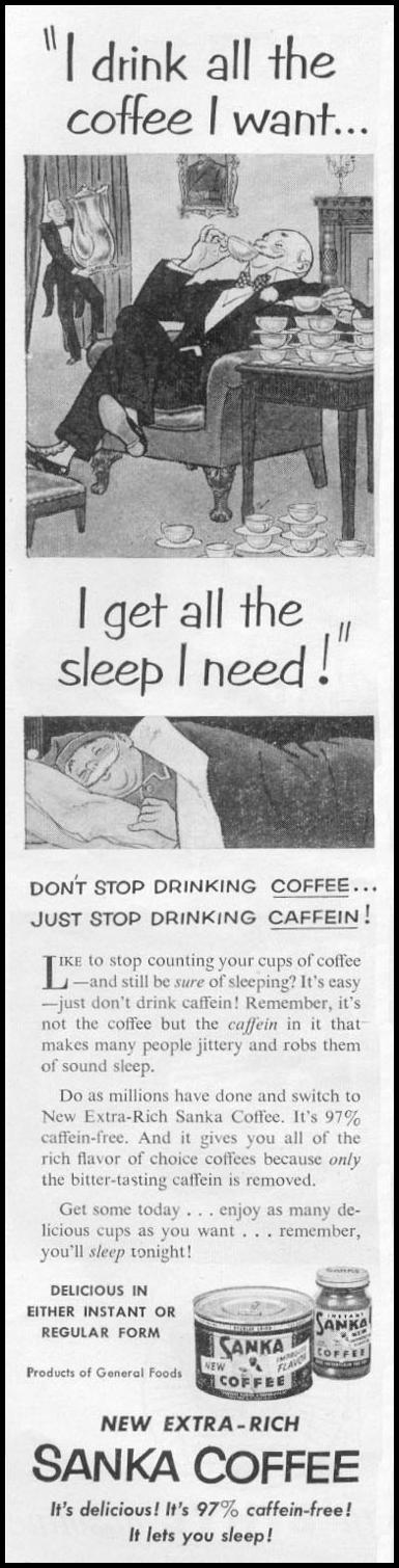 SANKA COFFEE TIME 08/31/1953 p. 2