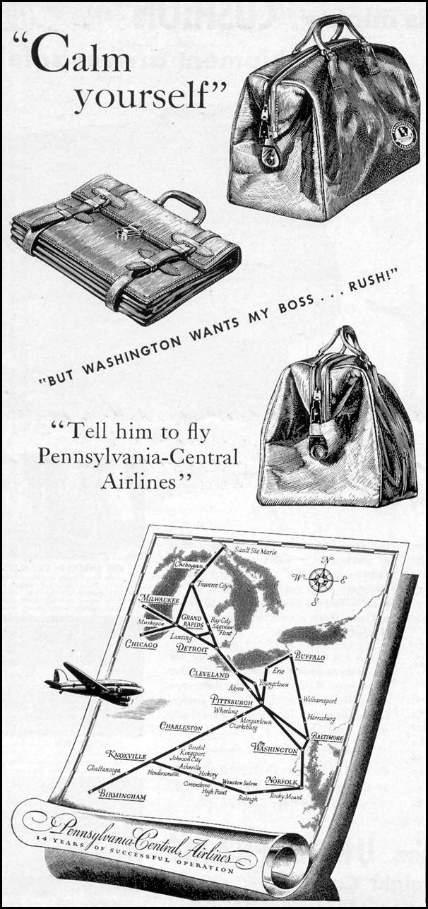 AIR TRAVEL TIME 02/16/1942 p. 4