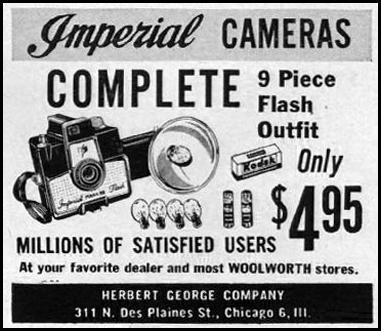IMPERIAL CAMERAS LIFE 09/09/1957 p. 86