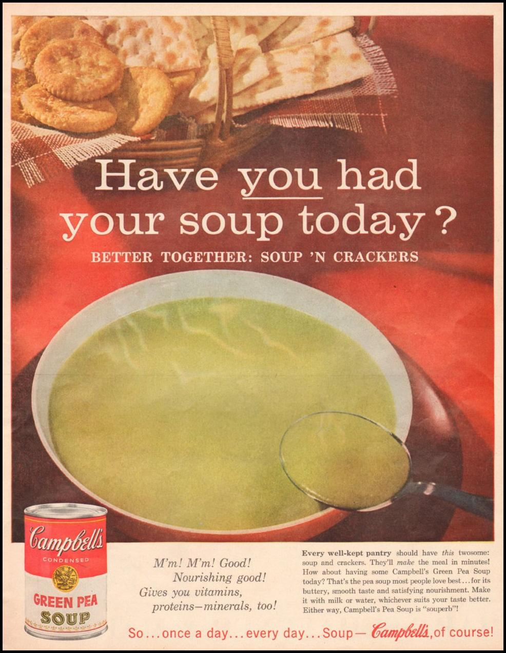 CAMPBELL'S SOUP LOOK 10/29/1957 p. 43
