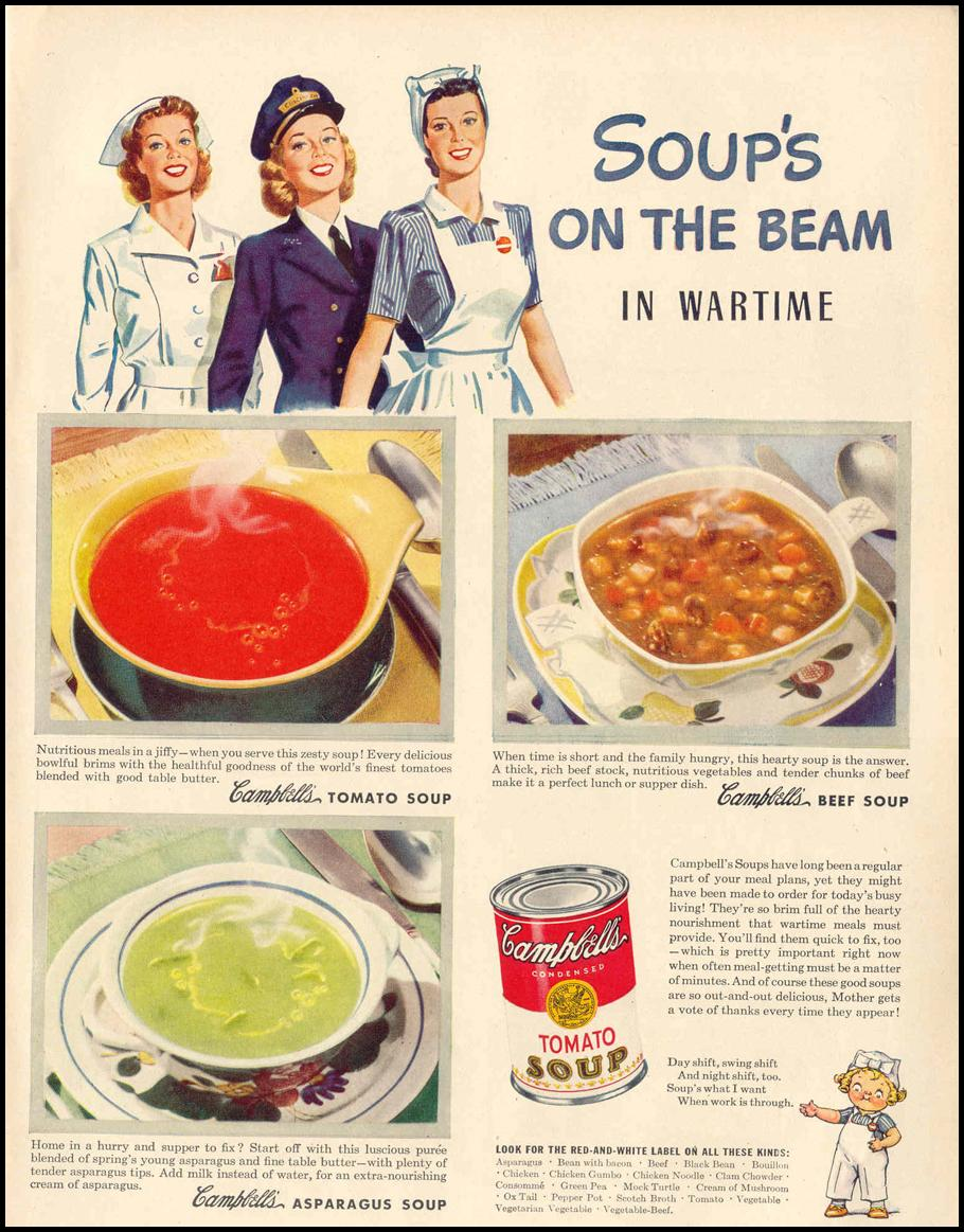 CAMPBELL'S SOUP LIFE 02/14/1944 p. 35