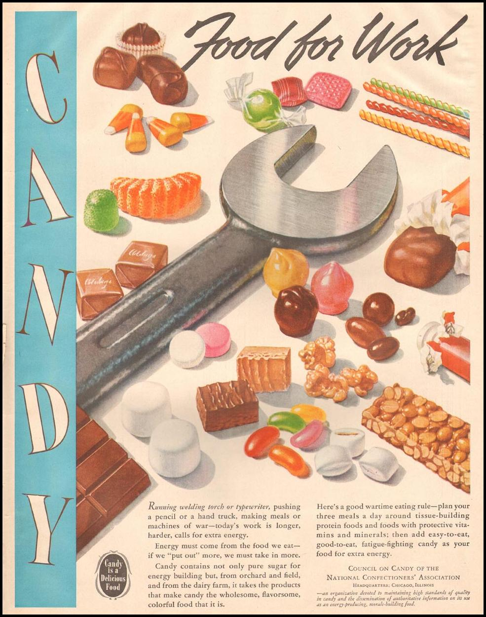 CANDY LIFE 10/23/1944 p. 113