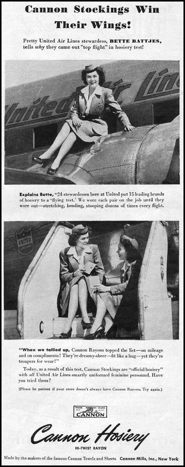 CANNON HOSIERY LIFE 06/04/1945 p. 13